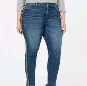 Style and Co denim jeans 24 new